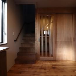 K様邸~フルオーダー新築住宅~ (玄関ホール)