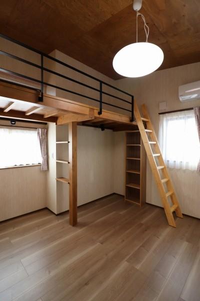 子供部屋 (K様邸~フルオーダー新築住宅~)