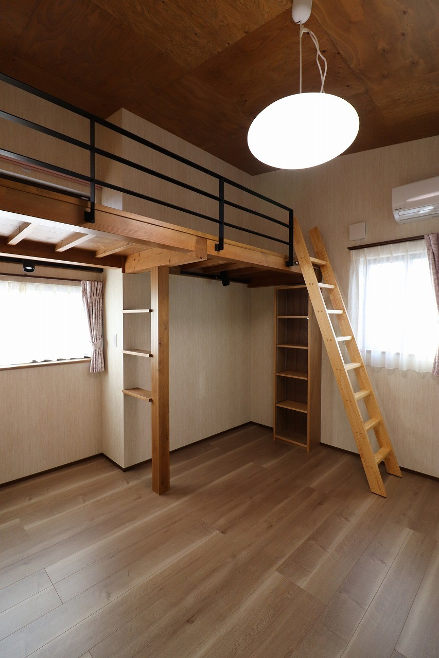 K様邸~フルオーダー新築住宅~ (子供部屋)