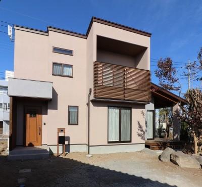 外観 (K様邸~フルオーダー新築住宅~)