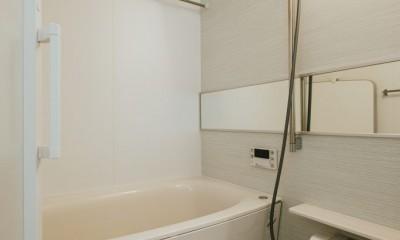大人の爽やかリノベーション (浴室)