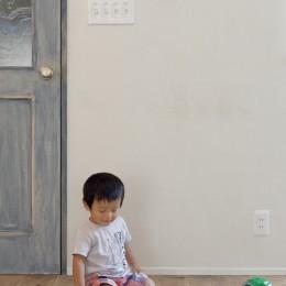 大阪府Tさん邸:子どもの顔が見える安心な間取り空間