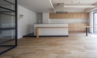 新築派がつくるリノベーション|新築主義の奥様のためにつくる上質な住まい