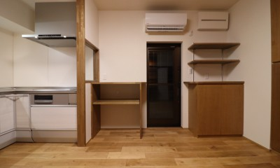 H様邸~ダイニングキッチン リノベーション~ (ダイニングキッチン)