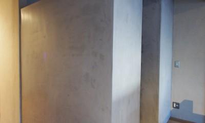 T様邸~マンションリノベーション~ (モルタル壁)