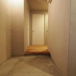 T様邸~マンションリノベーション~ (玄関)
