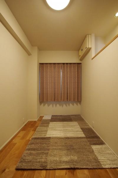 洋室2 (K様邸~マンションリノベーション~)