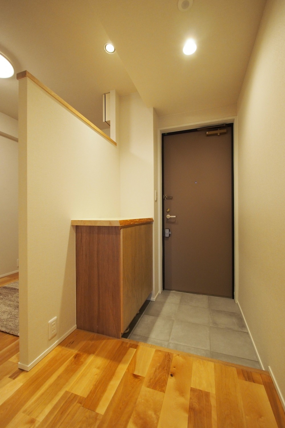 K様邸~マンションリノベーション~ (玄関)