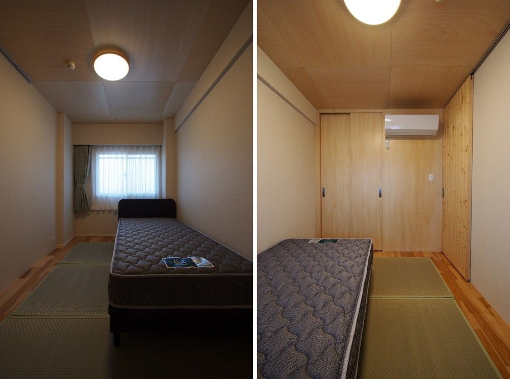 K様邸~マンションリノベーション~ (主寝室)