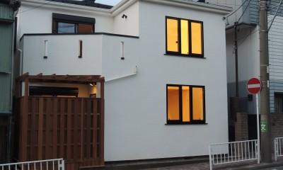 外観|神奈川県 戸建ての無添加住宅リノベーション