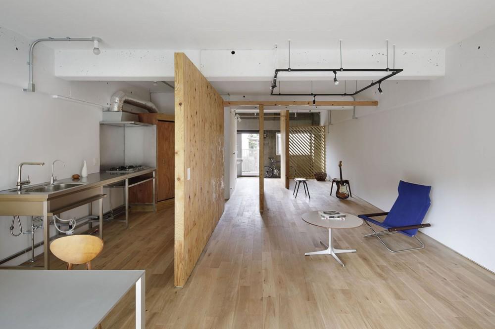 許光範建築設計事務所「府中の114」