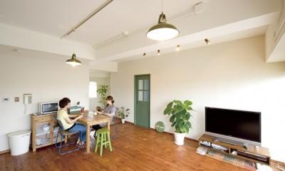 大阪府Fさん邸:スケルトンリフォームで生まれた新しい空間