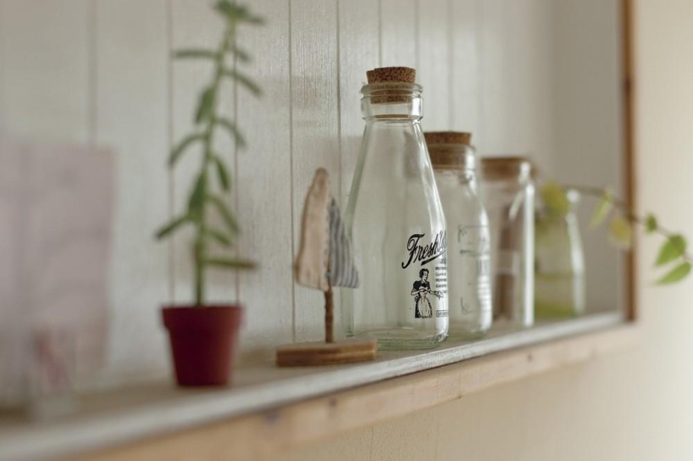 滋賀県Nさん邸:雑貨が似合う家に「わくわく」気分 (雑貨のある暮らし)