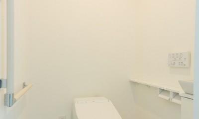 日吉の家 (トイレ)