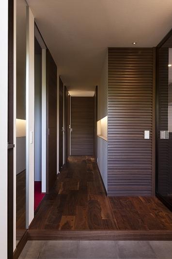 光と風のあふれる空間 (リノベーション)の部屋 玄関