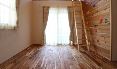 主寝室 (O様邸~フルオーダー新築住宅~)