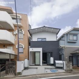 実家リノベーション2戸賃貸へ