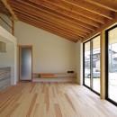 吉前の家-yoshizakiの写真 リビング