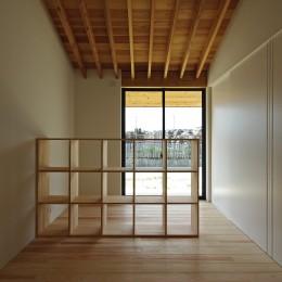 吉前の家-yoshizaki (寝室)