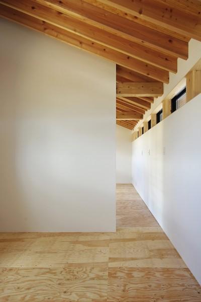 子供部屋 (吉前の家-yoshizaki)