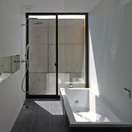吉前の家-yoshizaki (浴室)