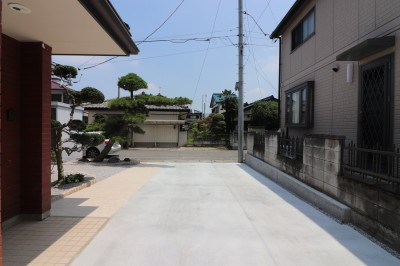 駐車スペース (M様邸~エクステリア~)
