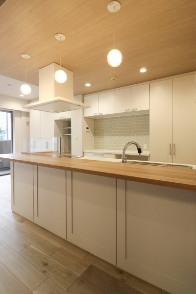 キッチン (T様邸~マンションリノベーション~)
