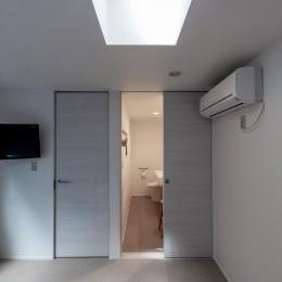 Casa Mi (寝室からサニタリー2)