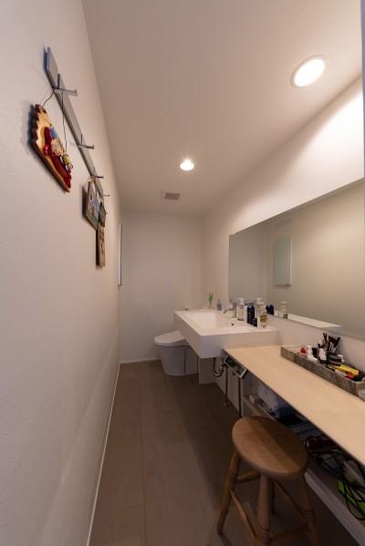 サニタリー2 (Casa Mi)