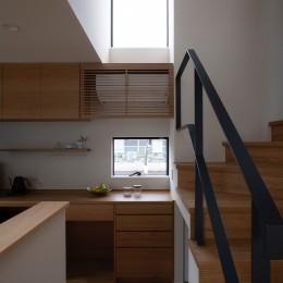 藤沢の家 (キッチン)