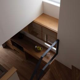 藤沢の家 (階段)
