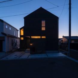 藤沢の家 (外観)