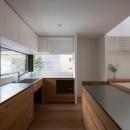 調布の家の写真 キッチン