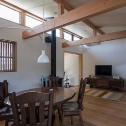 伊勢田の家/夫婦2人のためのコンパクトな平屋の住まい