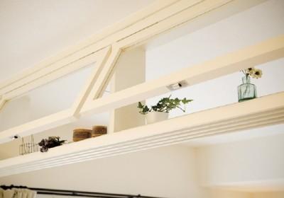 大阪府Tさん邸:DIYで古い家具が似合うナチュラル空間に (雑貨のある暮らし)