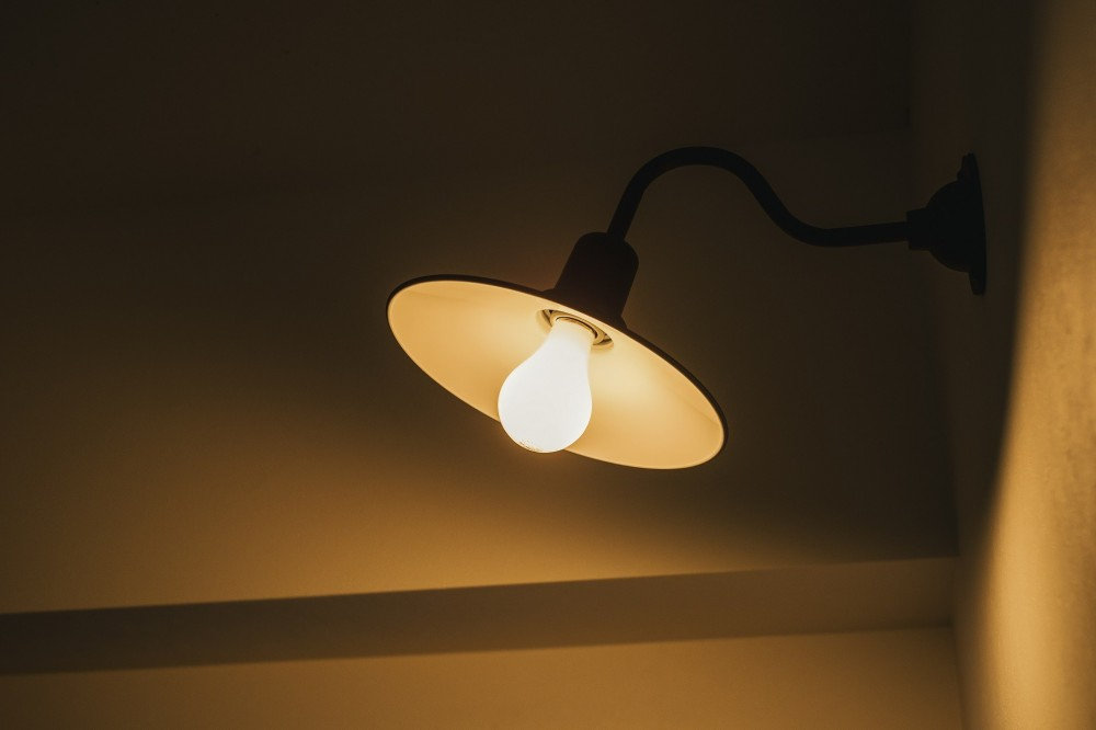 ひとつなぎの北欧スタイル (照明)