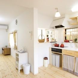 大阪府Mさん邸:「好きな雰囲気の家に住みたい」