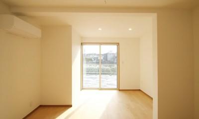 居室|解放感に包まれる温かい暮らし
