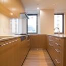 プレミアムヴィンテージマンションのリノベーションの写真 キッチン