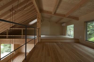 東生駒の家 (ロフト)