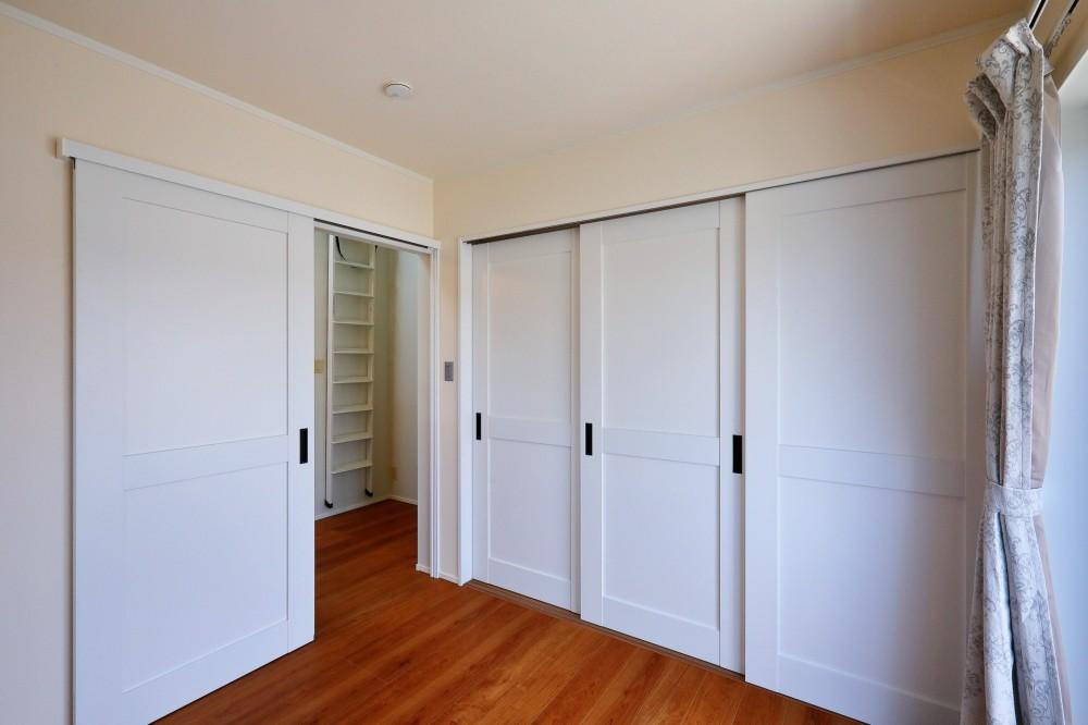 ウインダミアの家 (子供部屋:1室から2室へ)