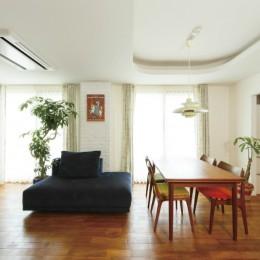 ヴィンテージマンションリフォーム 子供部屋とスタディースペースをつくる