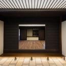 姫路・天満の家 主屋の写真 玄関土間