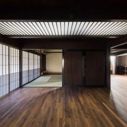 姫路・天満の家 主屋 (ホール)