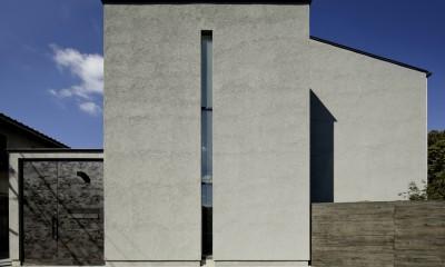 三鷹の家~緑を望む大開口の家