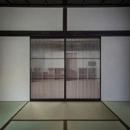 姫路・天満の家 主屋 (仏間)