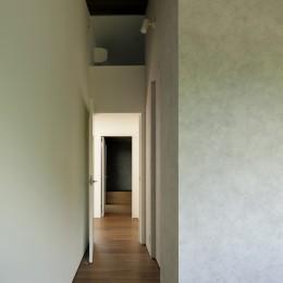 三鷹の家~緑を望む大開口の家 (ロフトのある個室)