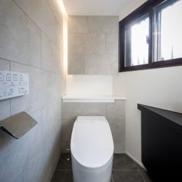 姫路・天満の家 主屋 (トイレ)