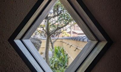 読書室|姫路・天満の家 主屋