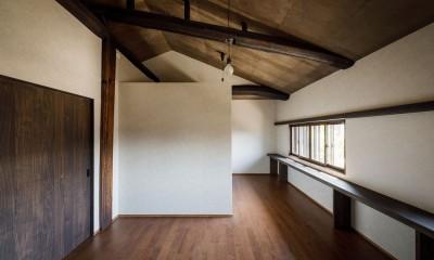 姫路・天満の家 主屋 (主寝室)